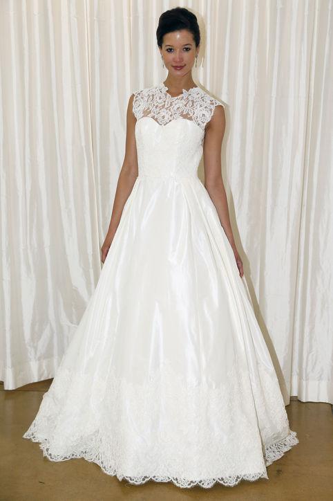 Свадебные платья 2014 - фото 17