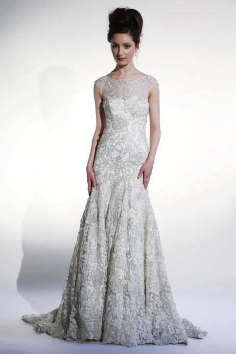 Свадебные платья 2014 - фото 19
