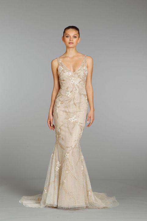 Свадебные платья 2014 - фото 21