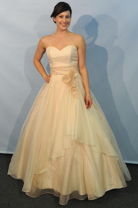 Свадебные платья 2014 - фото 22