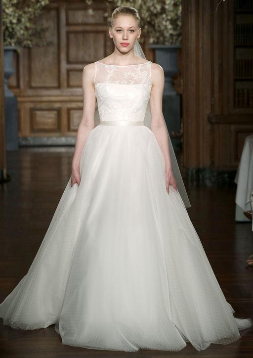 Свадебные платья 2014 - фото 23
