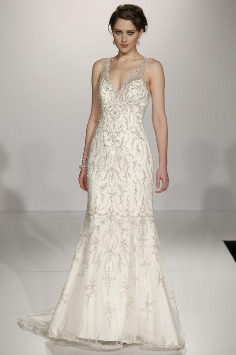 Свадебные платья 2014 - фото 24