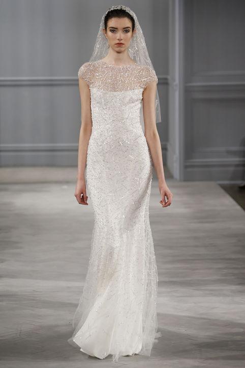 Свадебные платья 2014 - фото 26