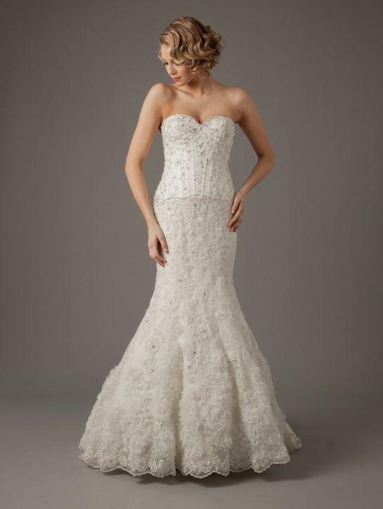 Свадебные платья 2014 - фото 27