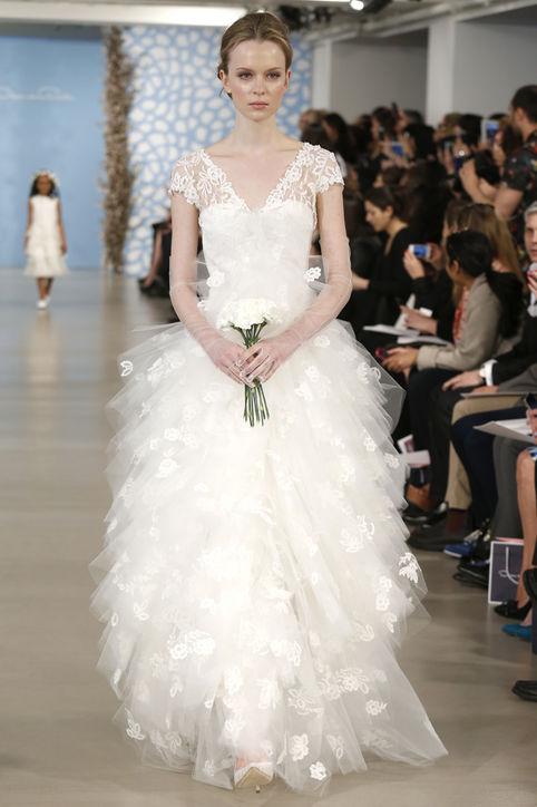 Свадебные платья 2014 - фото 29