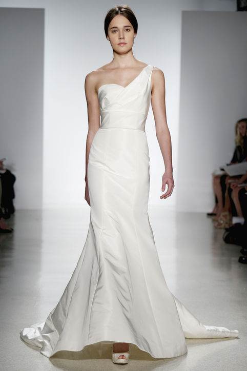 Свадебные платья 2014 - фото 3