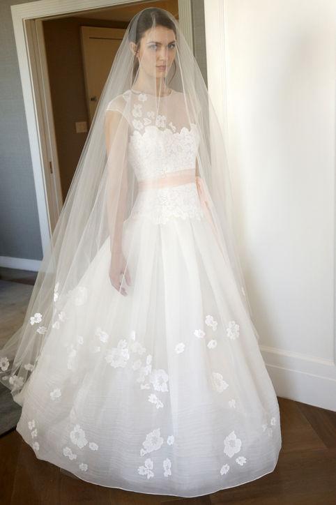 Свадебные платья 2014 - фото 30