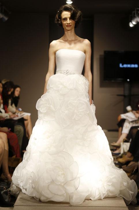 Свадебные платья 2014 - фото 31