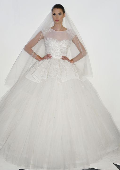 Свадебные платья 2014 - фото 32