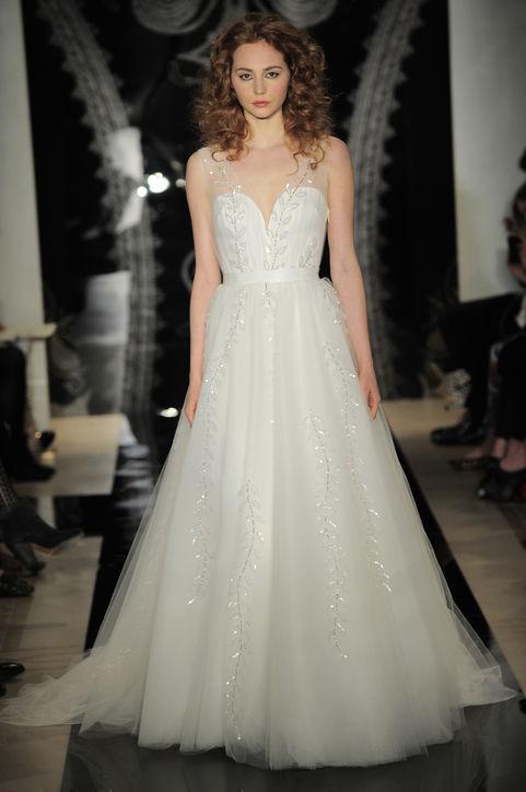 Свадебные платья 2014 - фото 33