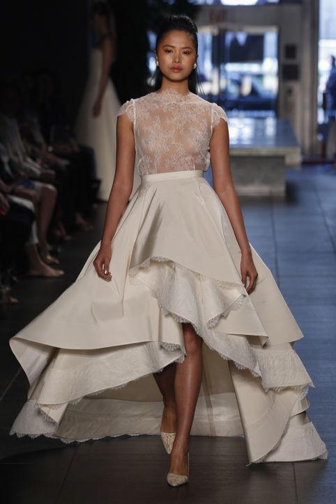 Свадебные платья 2014 - фото 34