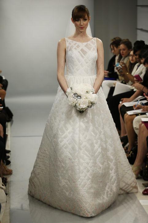 Свадебные платья 2014 - фото 37