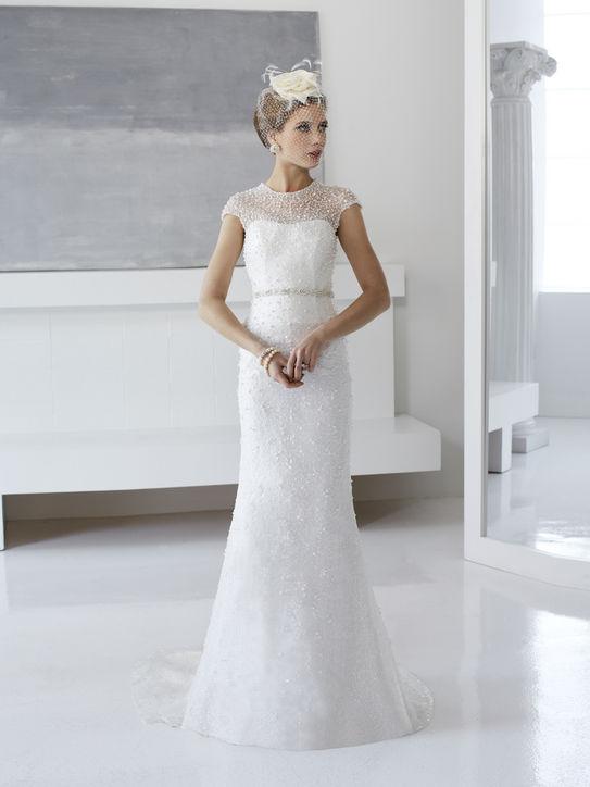 Свадебные платья 2014 - фото 38