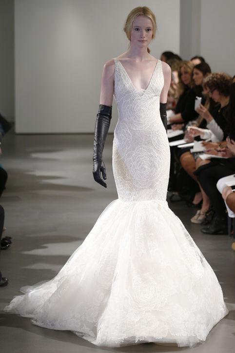 Свадебные платья 2014 - фото 39