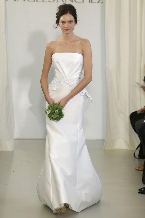 Свадебные платья 2014 - фото 4