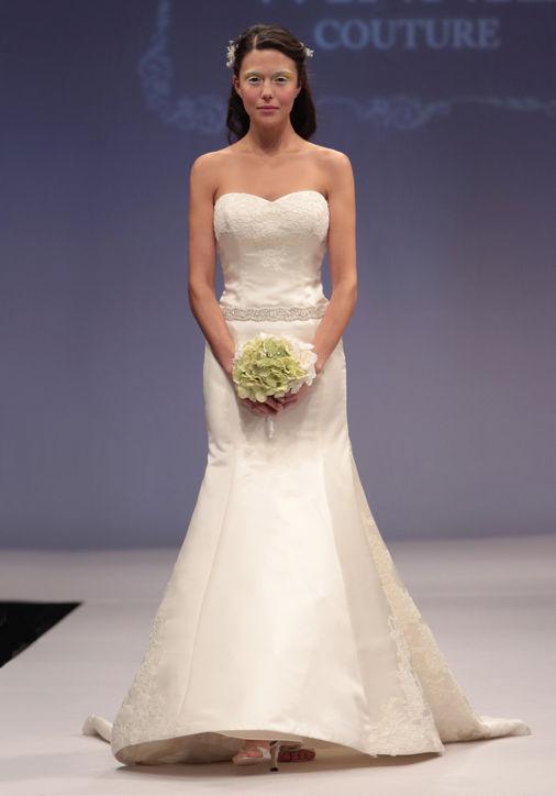 Свадебные платья 2014 - фото 40