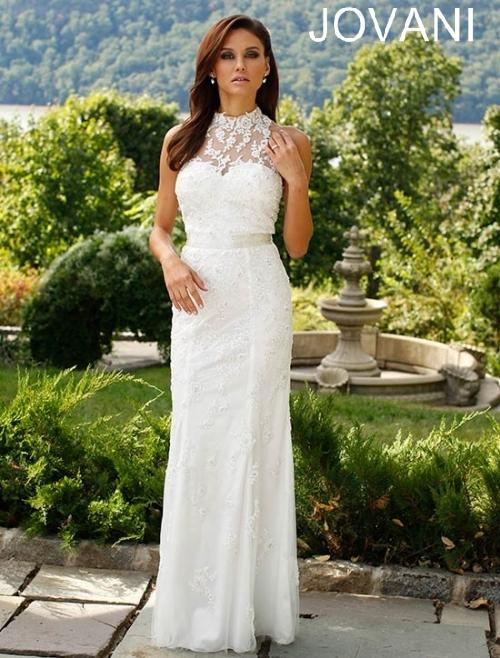 Свадебные платья 2014 - фото 41