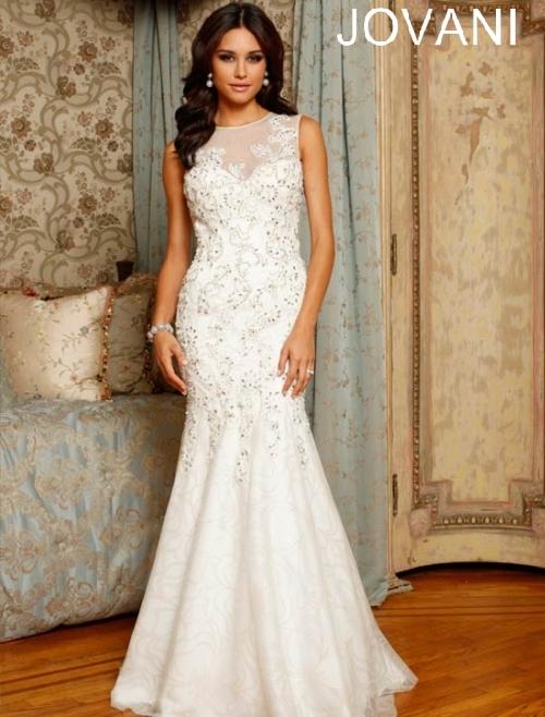 Свадебные платья 2014 - фото 42