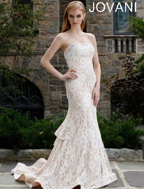 Свадебные платья 2014 - фото 45