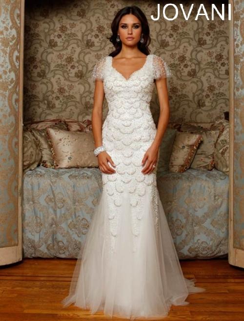 Свадебные платья 2014 - фото 46