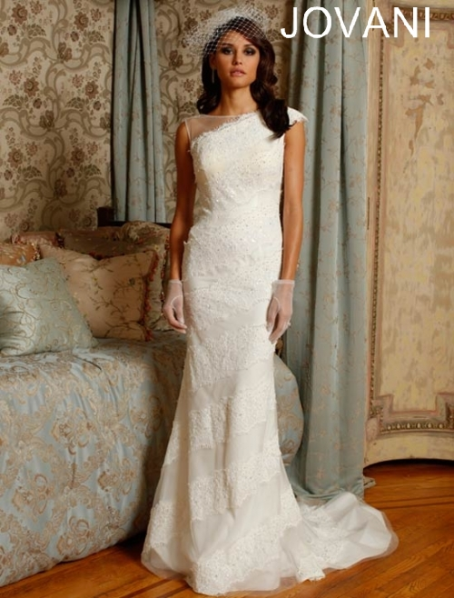 Свадебные платья 2014 - фото 47