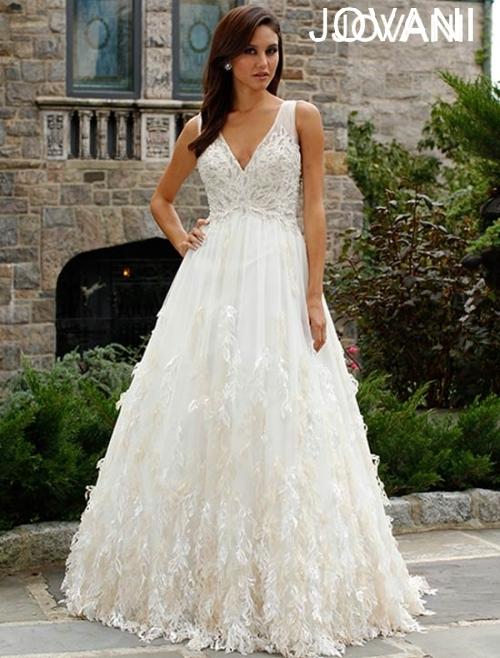 Свадебные платья 2014 - фото 48