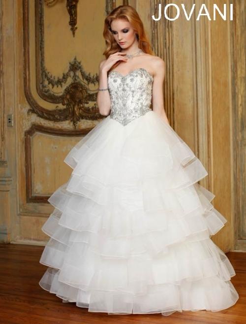 Свадебные платья 2014 - фото 50