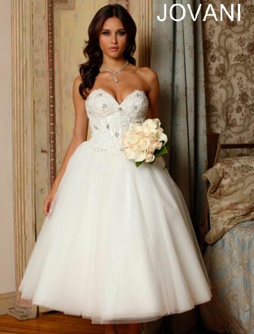 Свадебные платья 2014 - фото 52