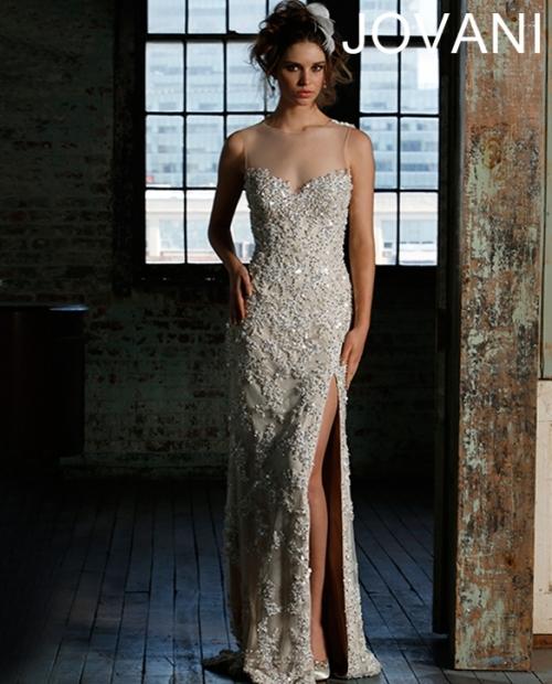 Свадебные платья 2014 - фото 54