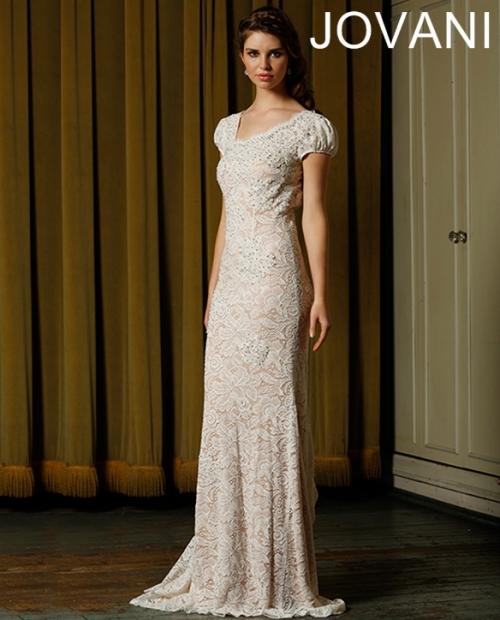 Свадебные платья 2014 - фото 55