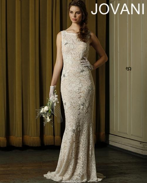 Свадебные платья 2014 - фото 56
