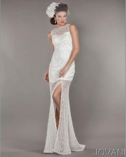 Свадебные платья 2014 - фото 57