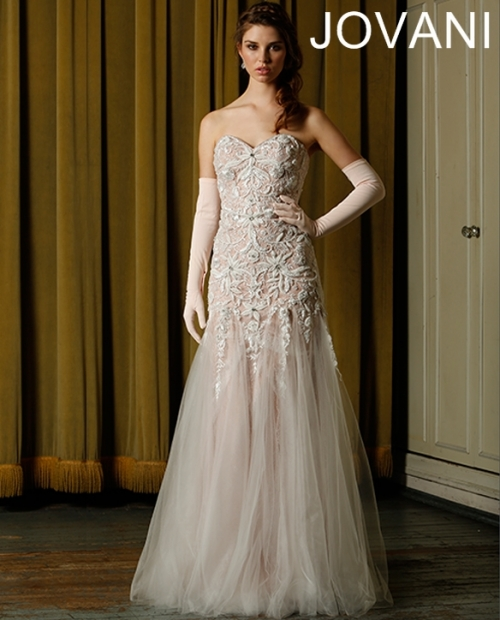 Свадебные платья 2014 - фото 59