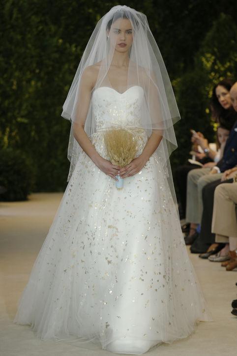 Свадебные платья 2014 - фото 6
