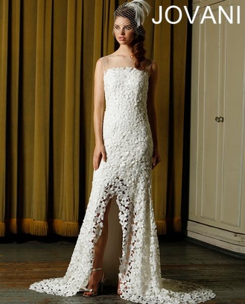 Свадебные платья 2014 - фото 60