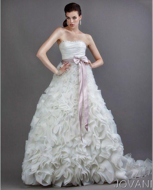 Свадебные платья 2014 - фото 61