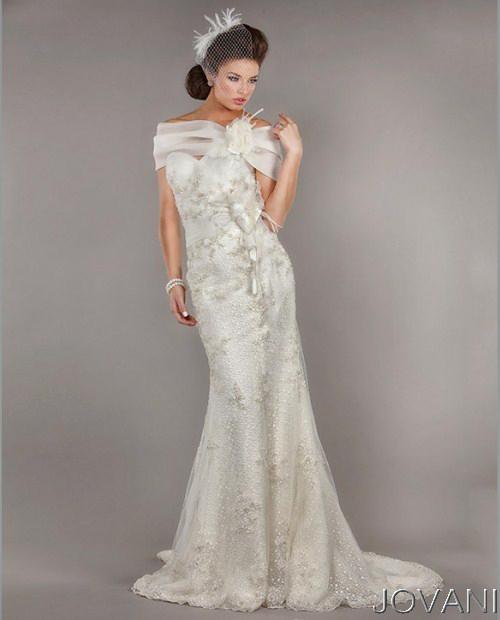 Свадебные платья 2014 - фото 62