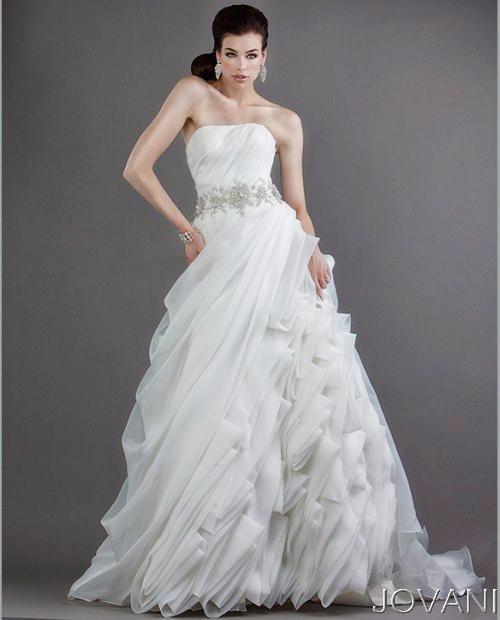 Свадебные платья 2014 - фото 63