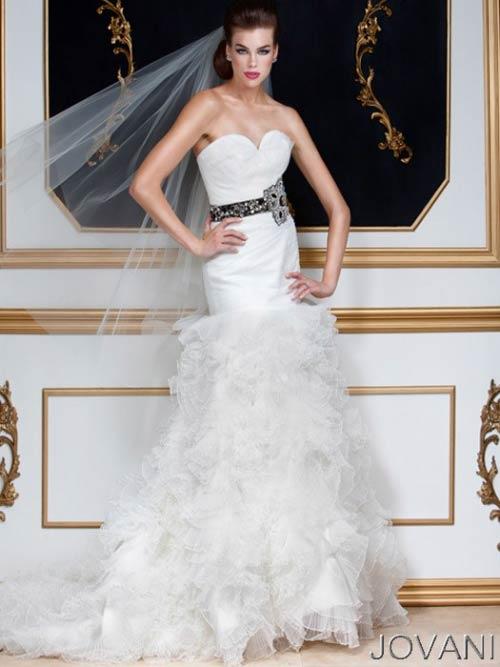 Свадебные платья 2014 - фото 65