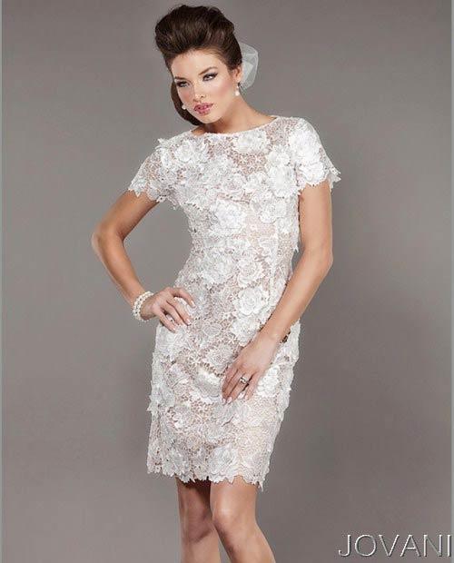 Свадебные платья 2014 - фото 69