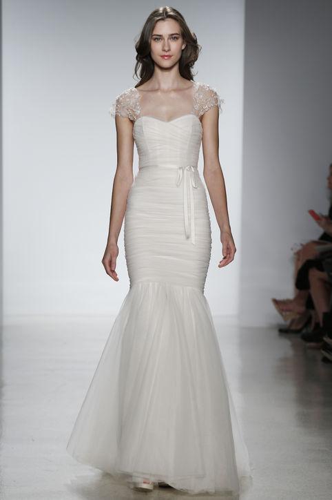 Свадебные платья 2014 - фото 7