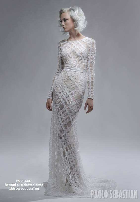 Свадебные платья 2014 - фото 70
