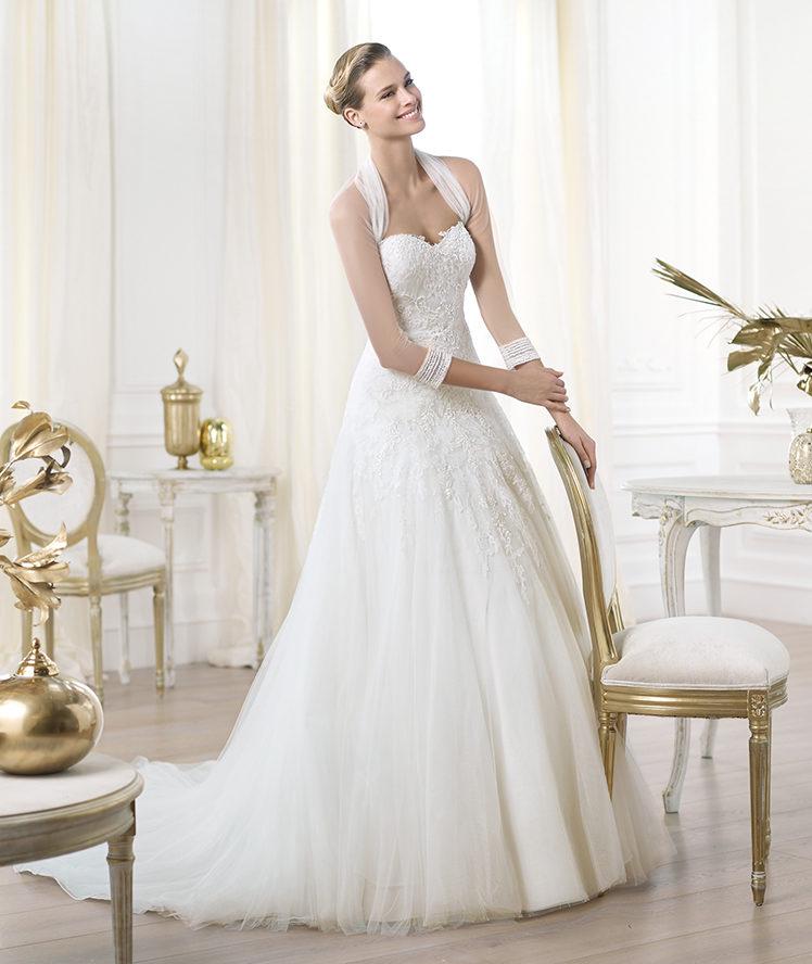 Свадебные платья 2014 - фото 72