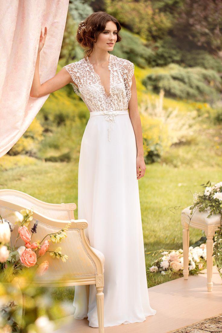 Свадебные платья 2014 - фото 77