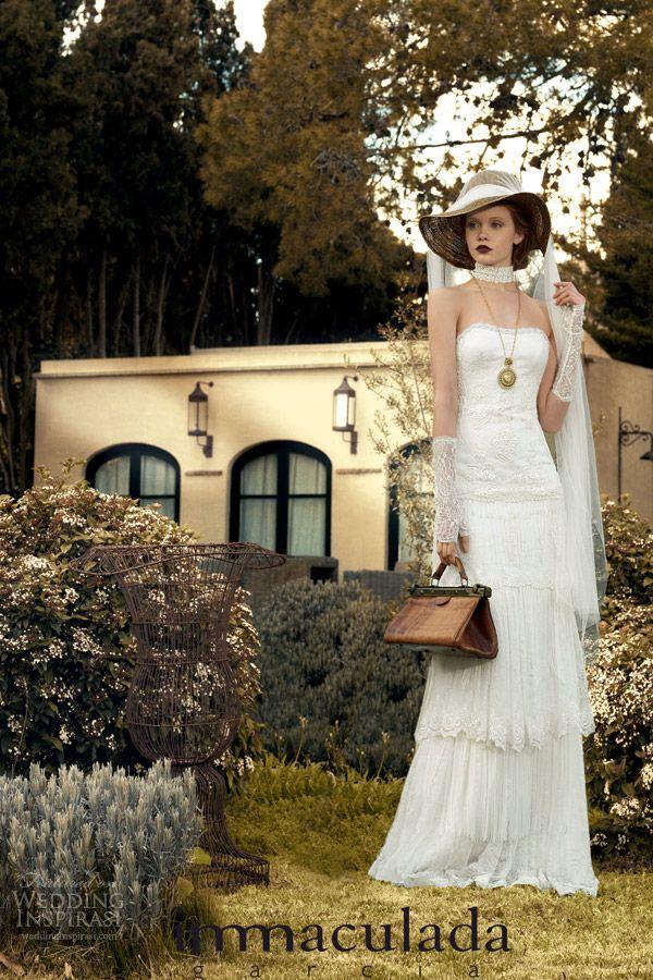 Свадебные платья 2014 - фото 79
