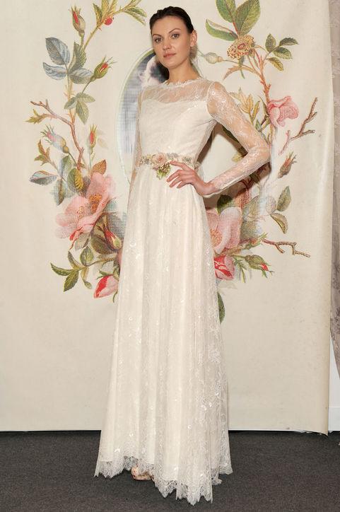 Свадебные платья 2014 - фото 8