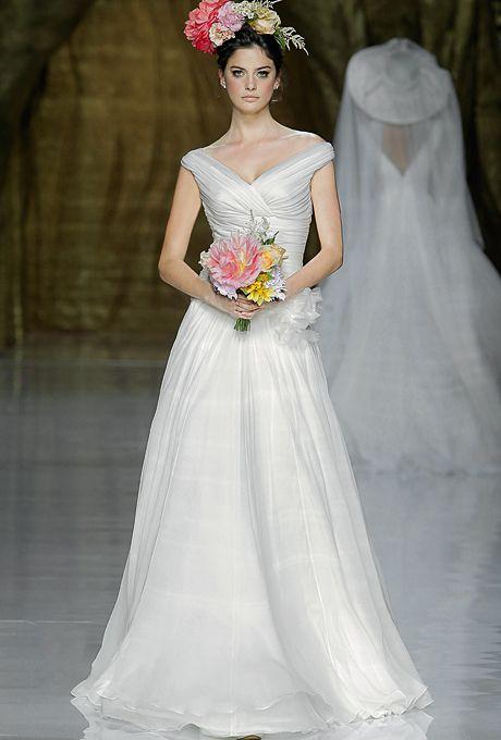 Свадебные платья 2014 - фото 80