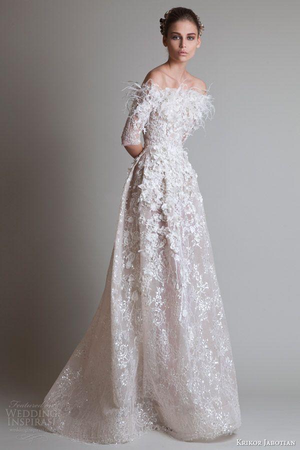 Свадебные платья 2014 - фото 81