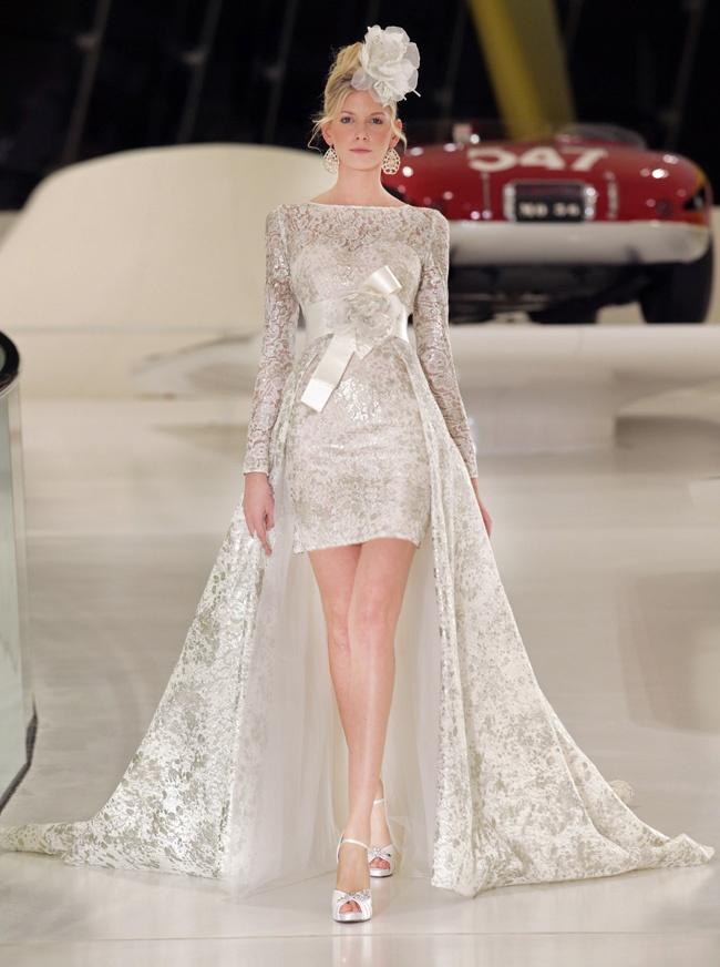 Свадебные платья 2014 - фото 83