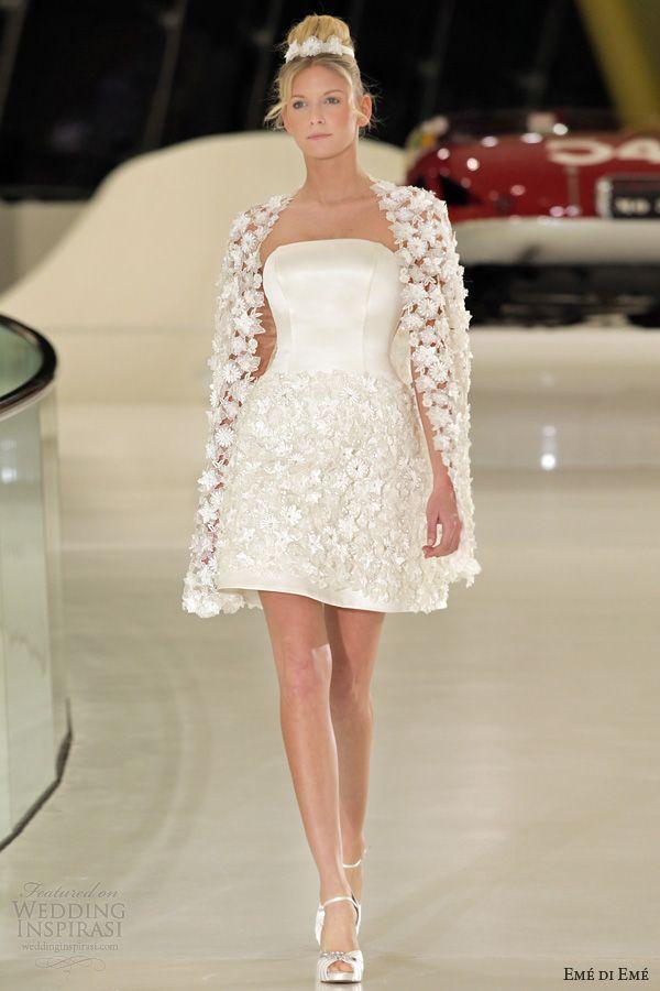 Свадебные платья 2014 - фото 84